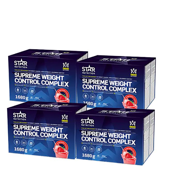 Star Nutrition Supreme weight control complex
