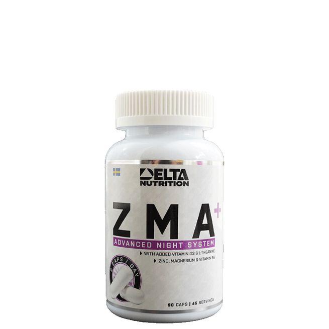 Delta nutrition ZMA+ Night System, 90 caps