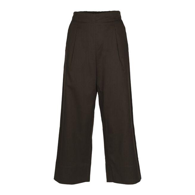 Pierre Robert Lounge Wear Pants Jenny Skavlan, Leaf Green