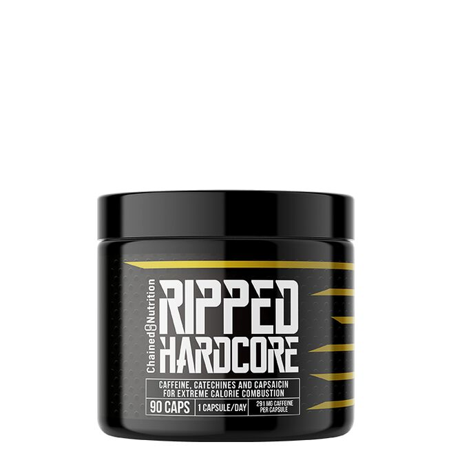 Chained Nutrition Ripped hardcore
