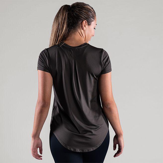 CLN Athletics CLN Lucy ws T-shirt Black Olive