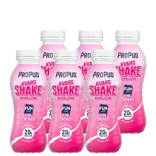 Njie ProPud Kvarg Shake, 330 ml