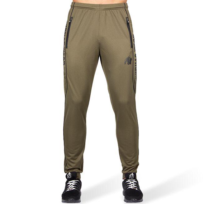 Branson Pants, Army Green/Black, S