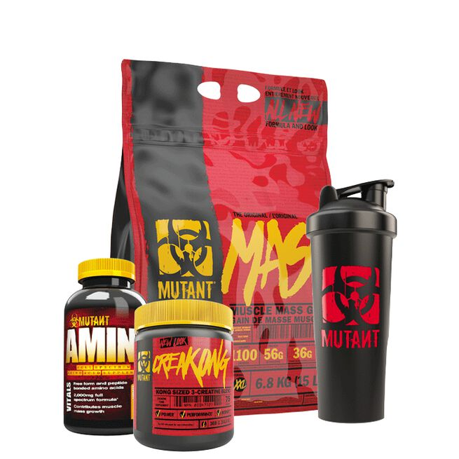 Become a mutant pack