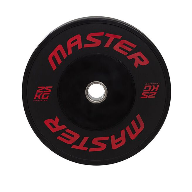 Training Bumper Plate, 25 Kg