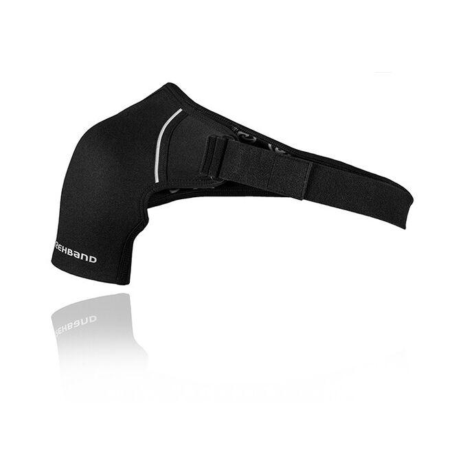 QD Shoulder Support, Right, 3mm, Black, XL