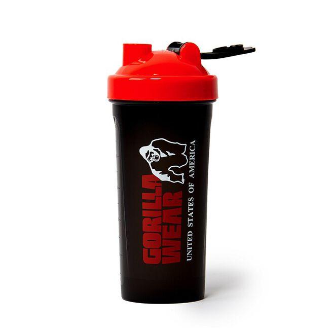 Shaker XXL 1000 ml, Black/Red