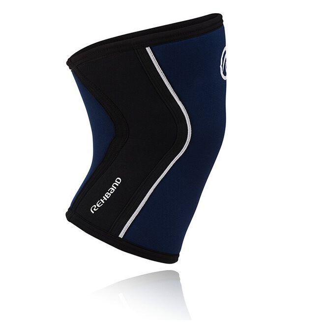 RX Knee Sleeve, 5mm, Navy/Black,  S