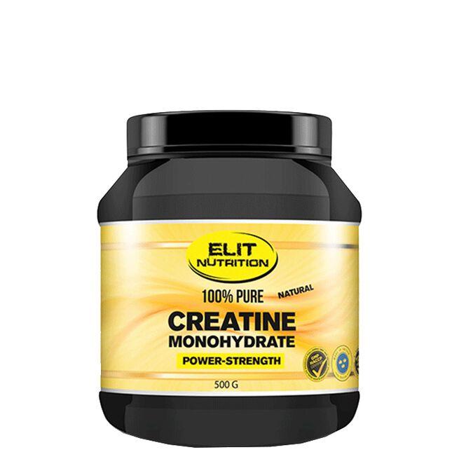 Elit nutrition ELIT 100% Pure Creatine monohydrate, 500 g