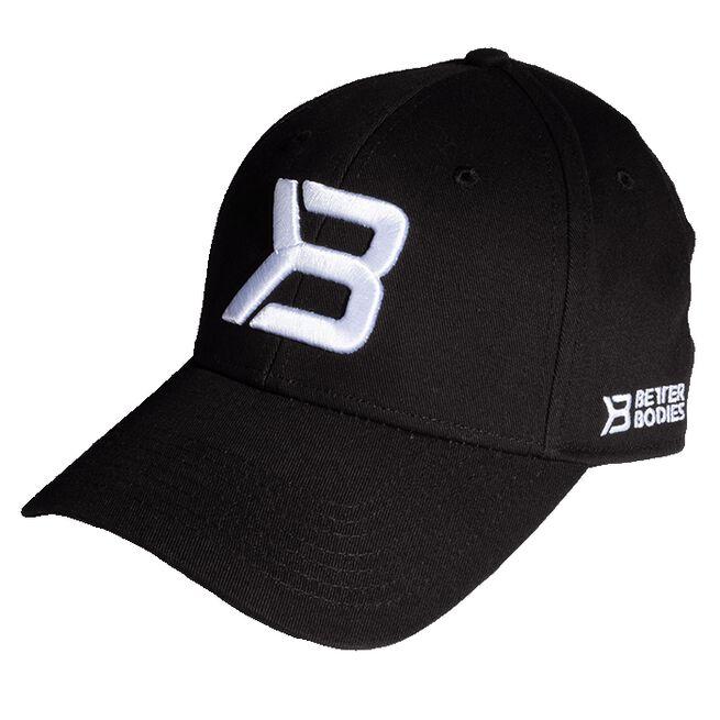 BB Baseball Cap, Black