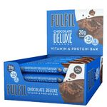 15 x FULFIL Protein Bar, 55 g, Chocolate Deluxe
