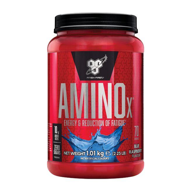BSN, Amino-X, 70 servings, Blue Raz
