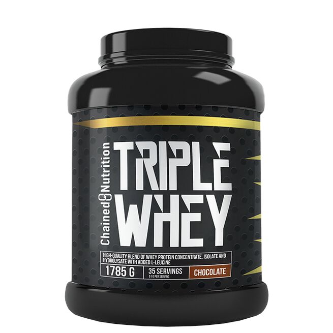 Chained nutrition Triple whey Chocolate