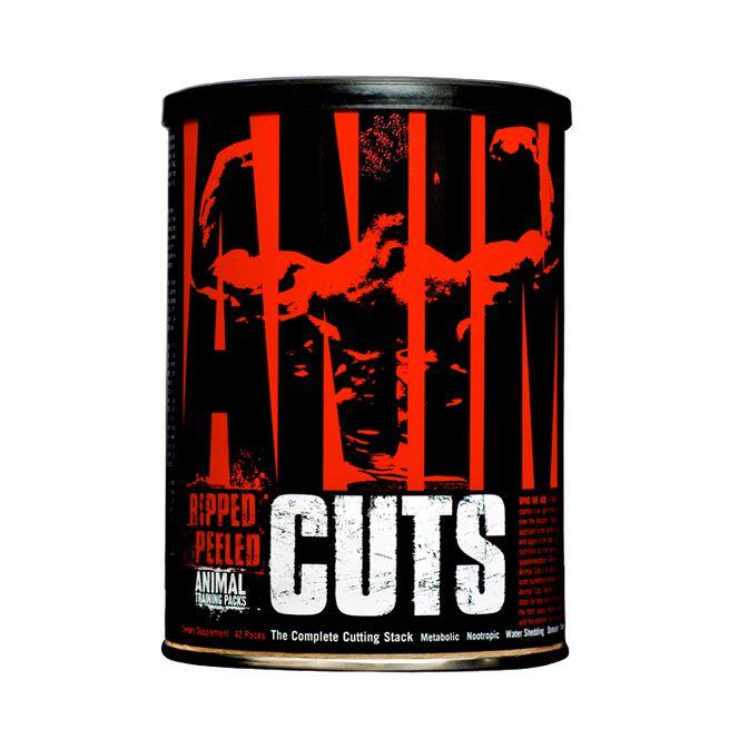 Animal Cuts, 42 packs