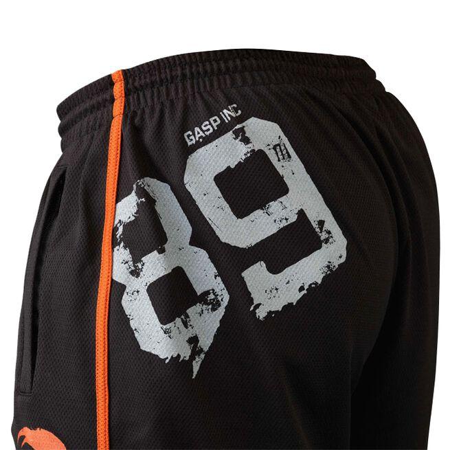 No. 89 Mesh Pant, black, S