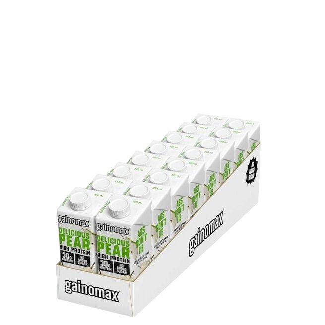 Gainomax 16 x High Protein Drink, 250 ml