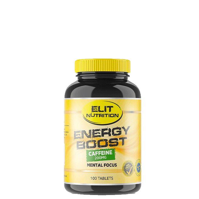Energy Boost, 100 caps