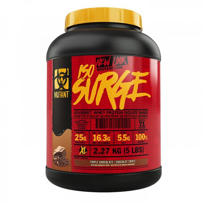 ISO Surge, 2,27 kg, Triple Chocolate