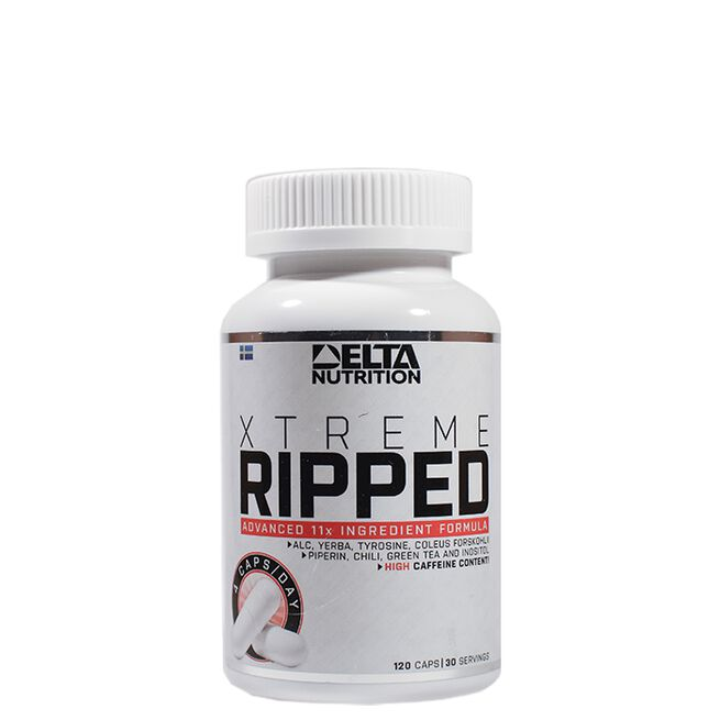 Xtreme Ripped, 120 caps