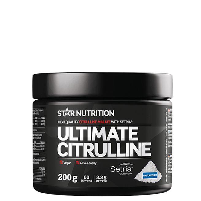 Star nutrition ultimate citrulline