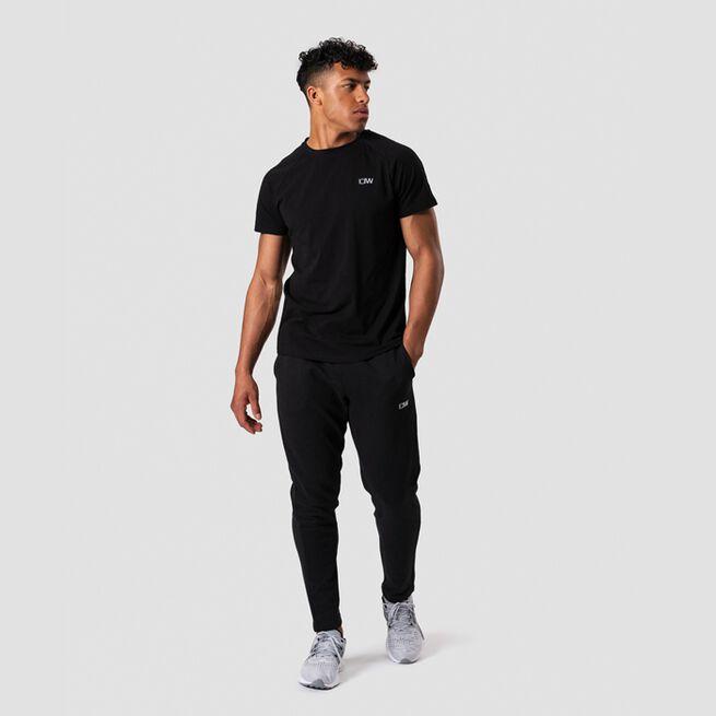 Essential Joggers, Black, L