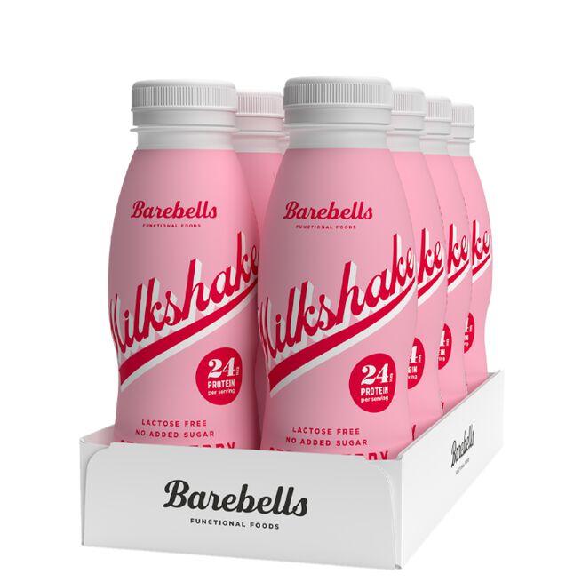 Barebells Protein Milkshake Strawberry