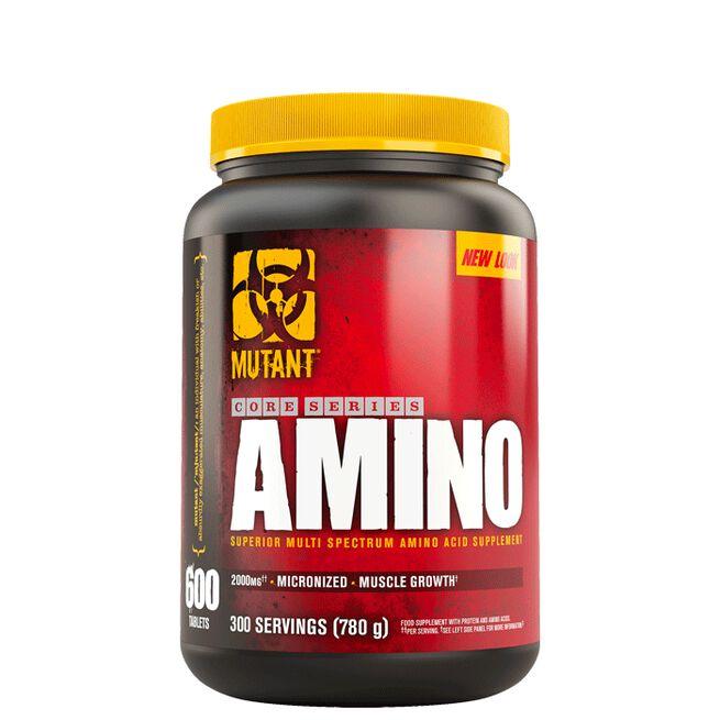 Mutant Amino, 600 tabs