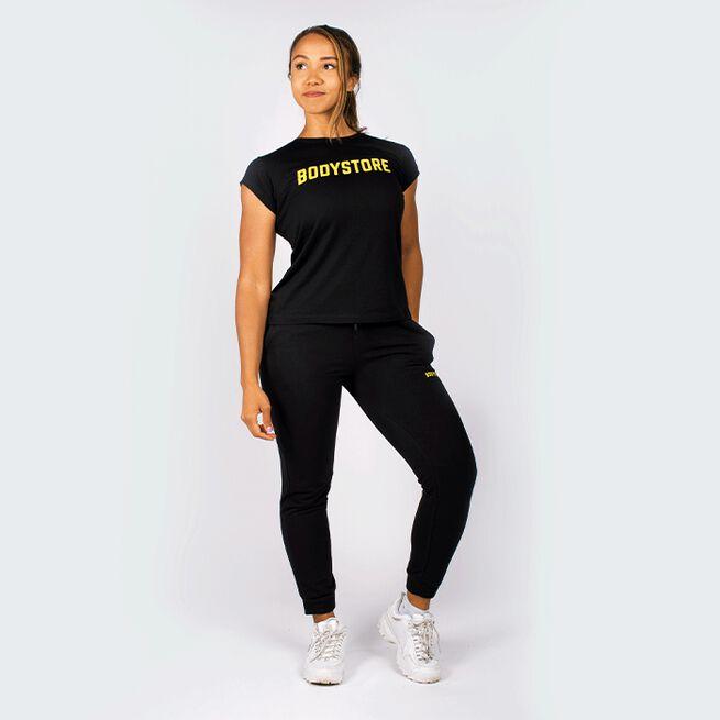 Bodystore WMN Sweat Pants, Black