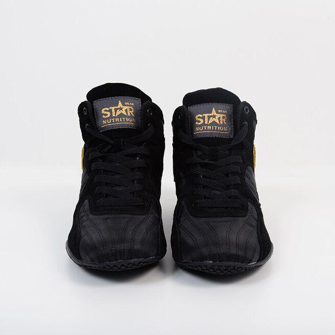 Star High Tops, Black, 39