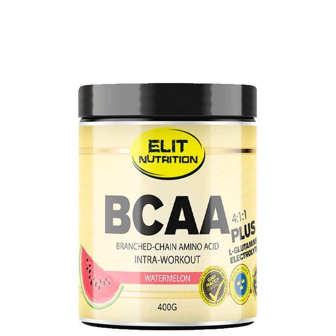 ELIT BCAA 4:1:1 + L-glutamine, 400 g, Watermelon
