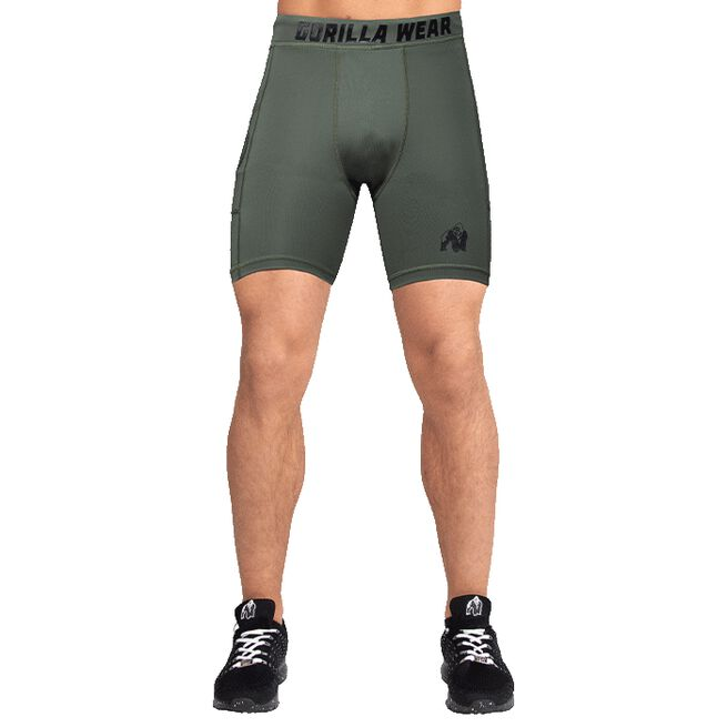 Smart Shorts, Army Green, S