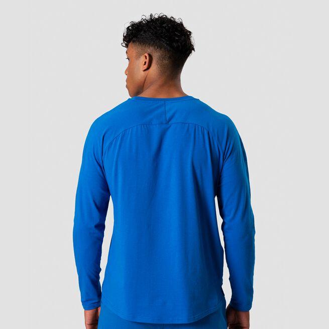 Essential Long Sleeve, Blue, L