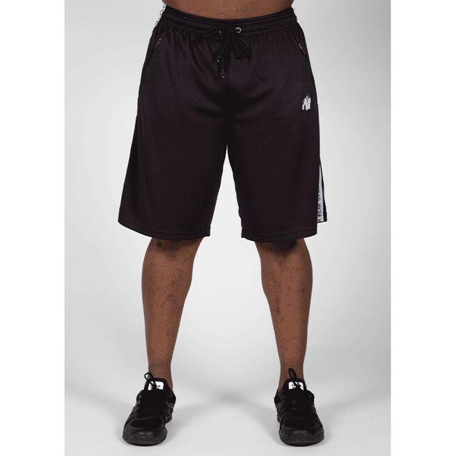 Reydon Mesh Shorts 2.0, Black, M