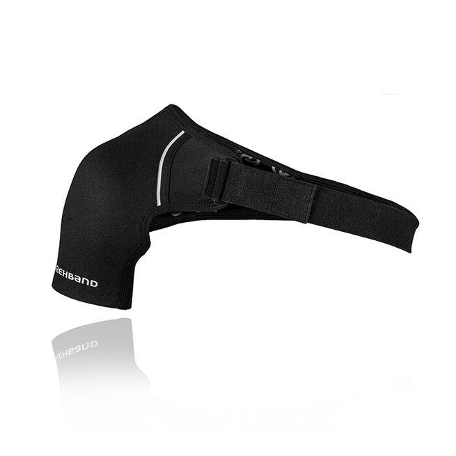 QD Shoulder Support, Left, 3mm, Black, S