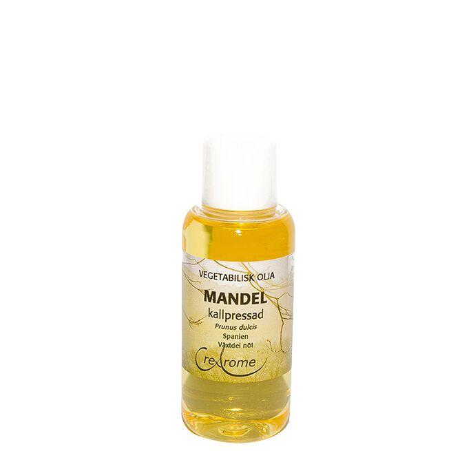 Mandelolie koldpresset, 500 ml
