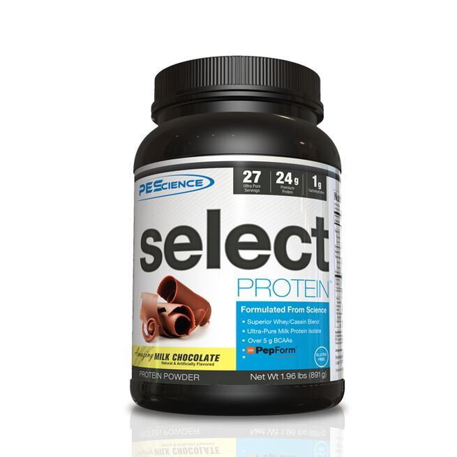 Select Protein, 27 servings, Peanut Butter Cup