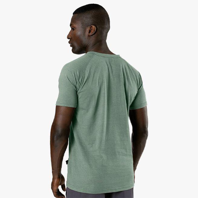 ICIW Training Tri-Blend T-shirt, Racing Green