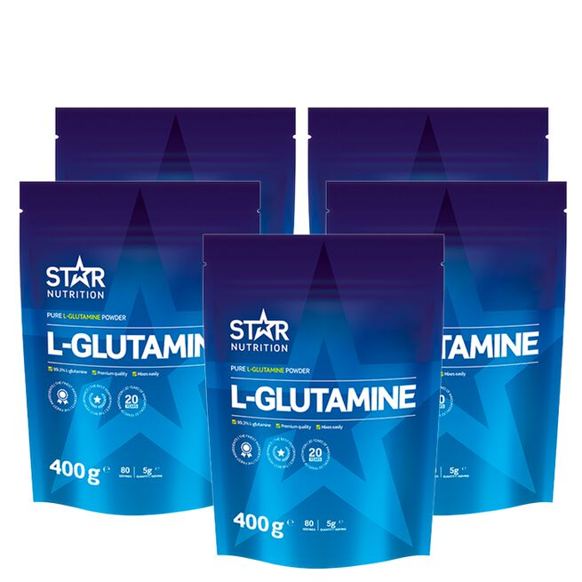 Star nutrition L-Glutamine