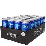 24 x Clean Drink, 330 ml,  Friske bær DK