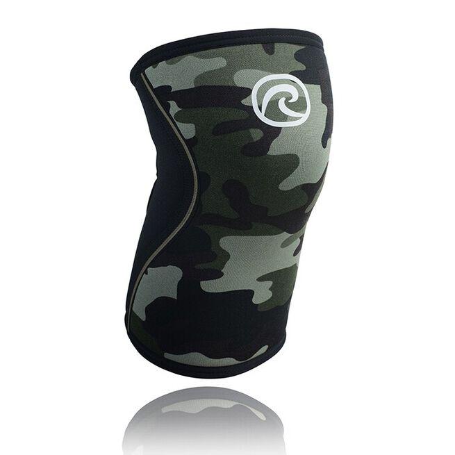 RX Knee Sleeve, 5mm, Camo/Black, XS