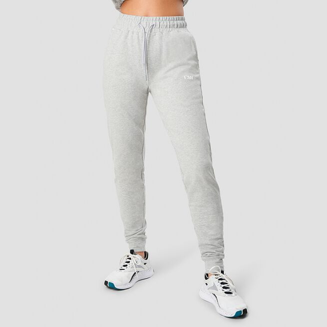 ICANIWILL Sweatpants Light Grey