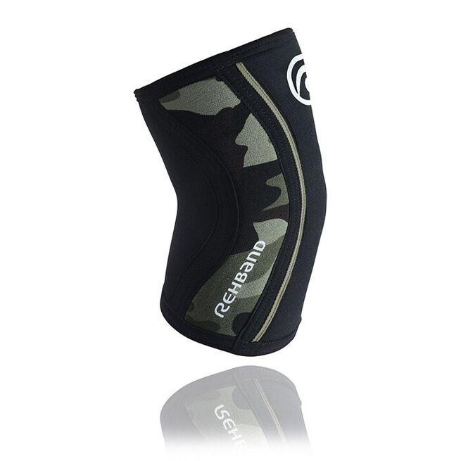 RXElbow Sleeve, 5mm, Black/Camo, XS