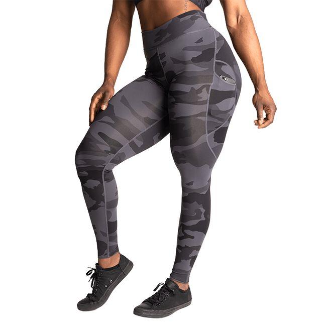 Better Bodies Soho Leggings Dark Camo