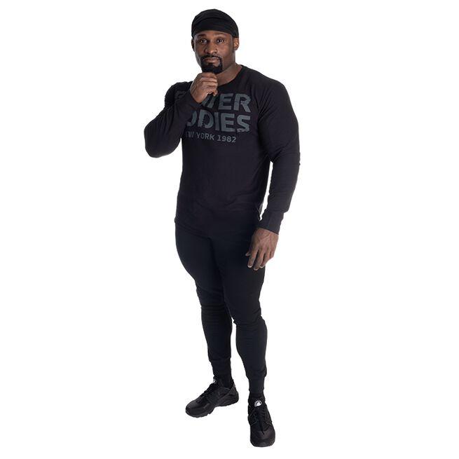Better Bodies Yoke Thermal LS Black