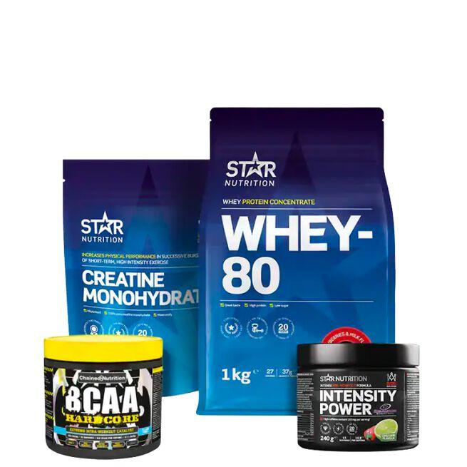 Star Nutrition Bygga muskler