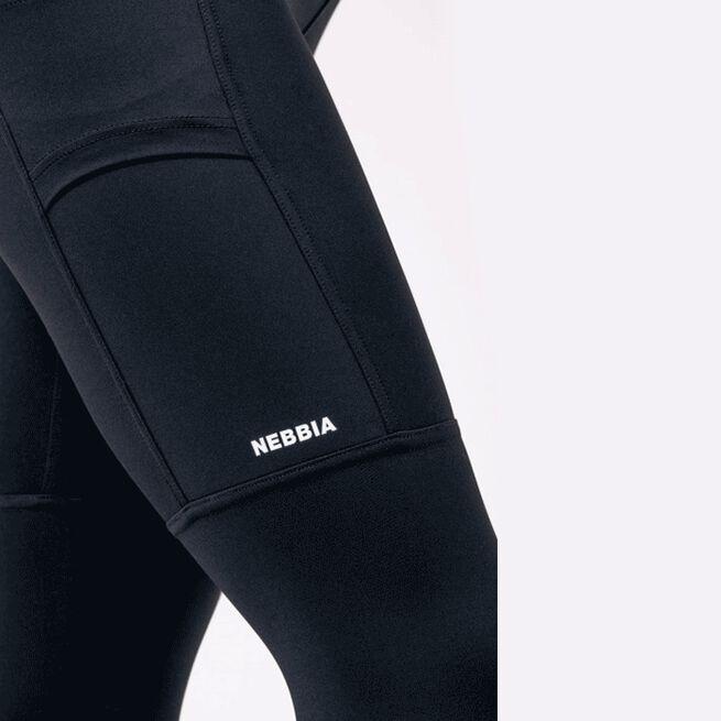 Nebbia High Waist Leggings, Black