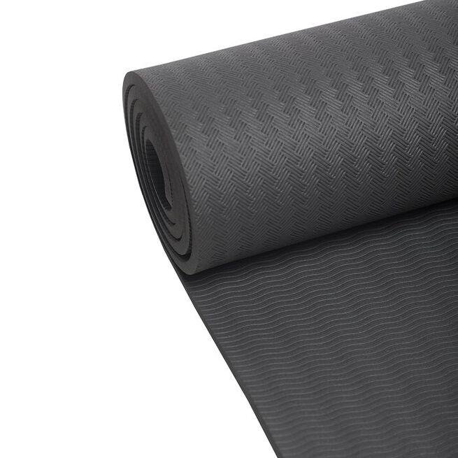Exercise mat Comfort 7mm, Black