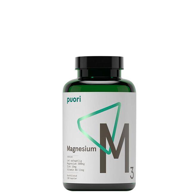 M3 magnesium Puori