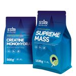 Star nutrition Gainer pack