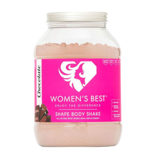 Shape Body Shake, 1000 g, Chocolate